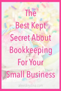 Bookkeeping for small business | Learn the best small business finance tip to make your bookkeeping easy #smallbusiness #freelancer #entrepreneur #financetips