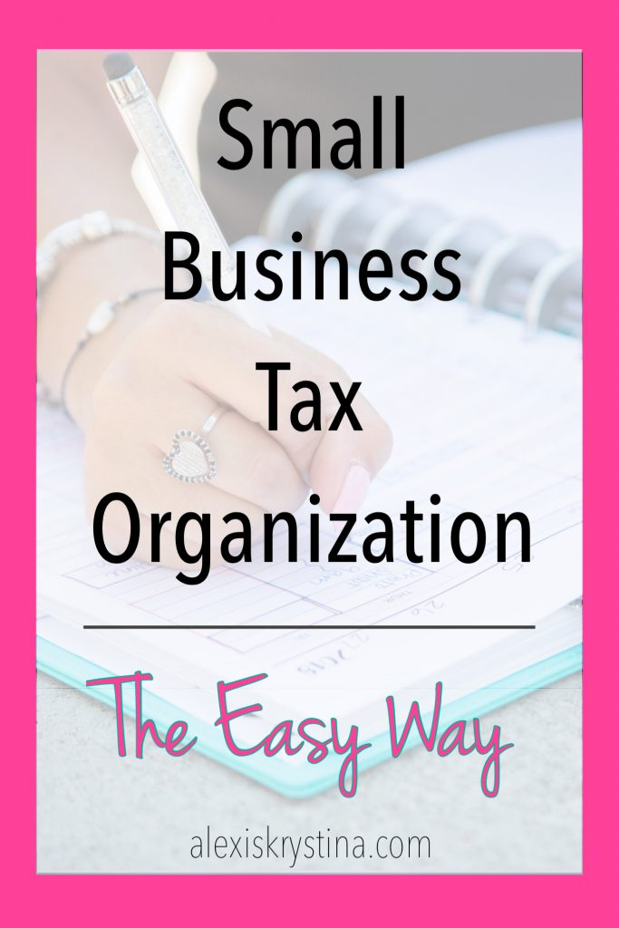 Taxes for Small Business | Business finance management for tax deductions and bookkeeping the easy way. #womeninbusiness #taxtips #womeninbusiness